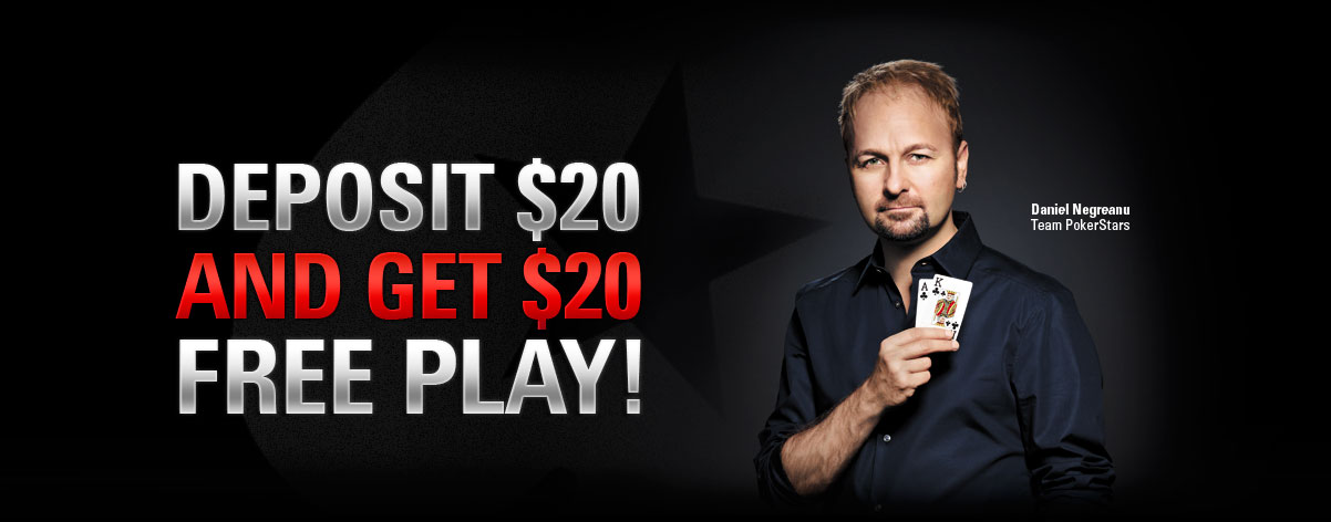try casino free bonus pokerstars