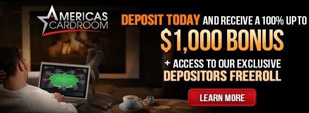 America's Cardroom Poker