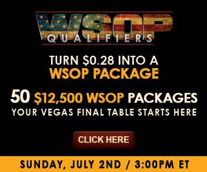 Americas Cardroom WSOP Qualifier