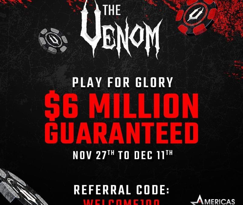 ACR's $6 Million Venom will be Gigantic!