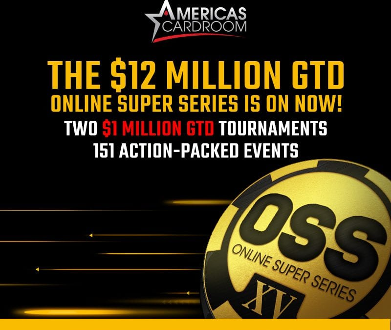 ACR's $12 Million Online Super Series Reaching Crescendo