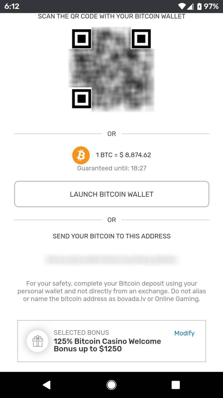 bovada deponuoti bitcoin)