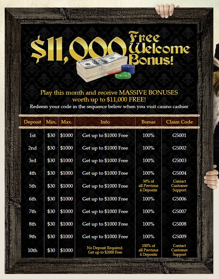 Captain Jacks Casino Codes
