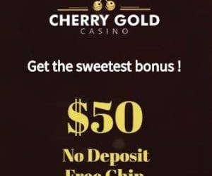 Cherry Gold Casino No Deposit Codes