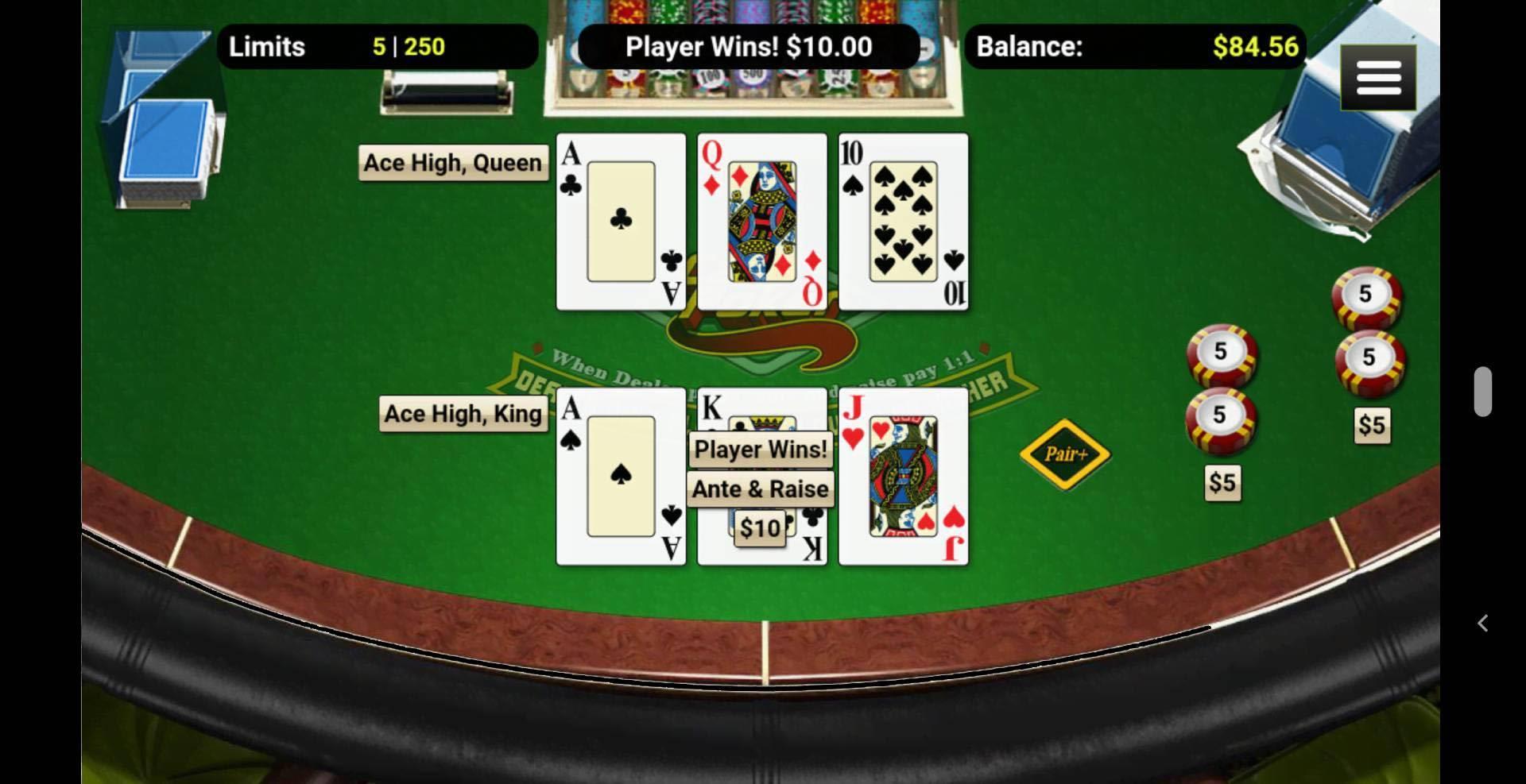 Casino Palace Of Chance